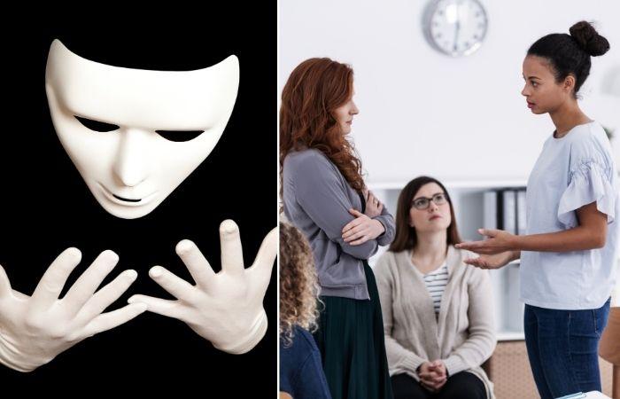 théâtrothérapie, psychodrame, jeu de rôle