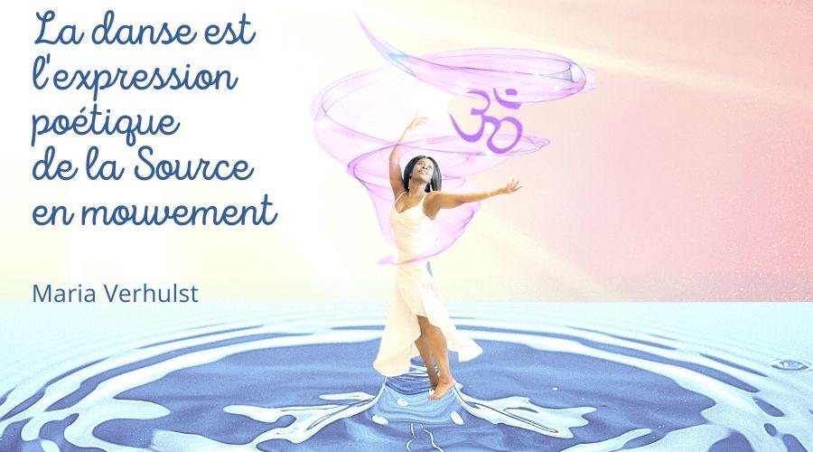 La danse - essence source - formation VIVRE et APESRA