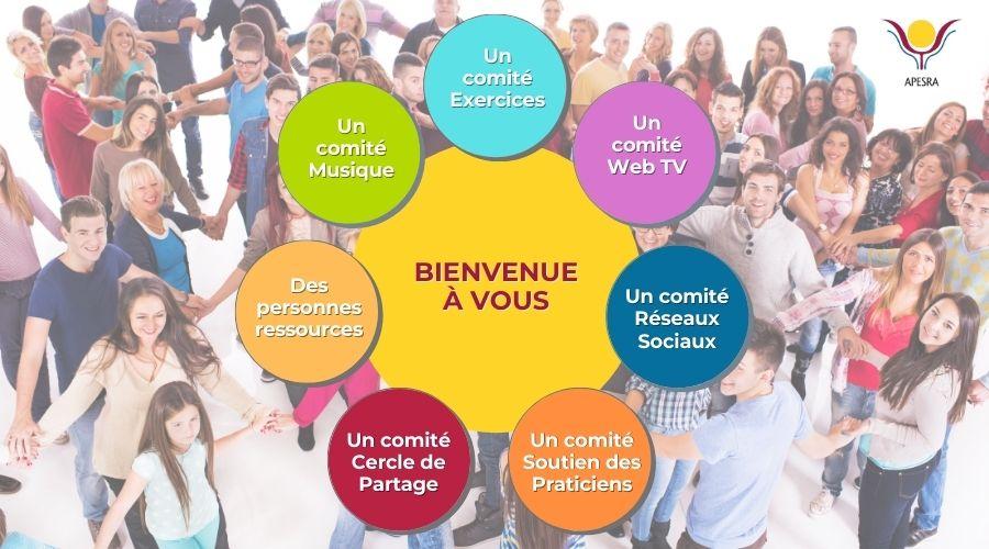 Gouvernance partagée - dynamique collaborative APESRA