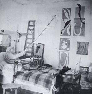 Henri Matisse - Art-thérapie et rituel chamanique APESRA