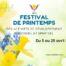 Festival APESRA de printemps avril 2021