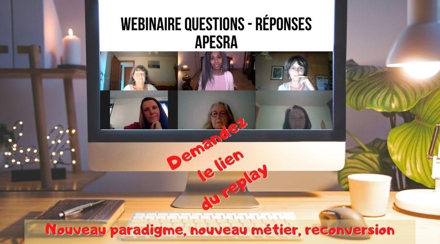 Replay questions-réponses nouveau cycle